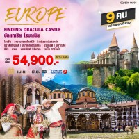FINDING DRACULA CASTLE 9 DAY 6 NIGHT