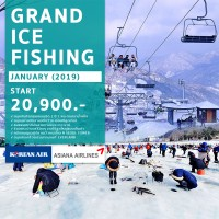 Korea Grand Ice Fishing