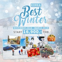 Korea Best Winter